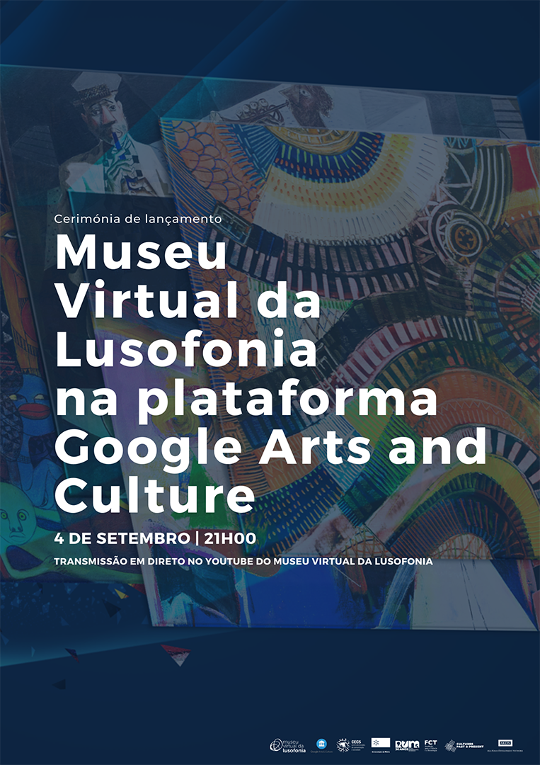 Museo Virtual da Lusofonia no Google Arts and Culture