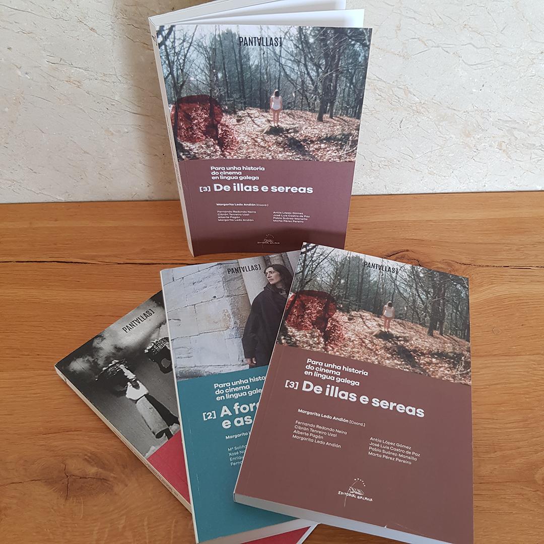 De-illas-e-sereas-libros